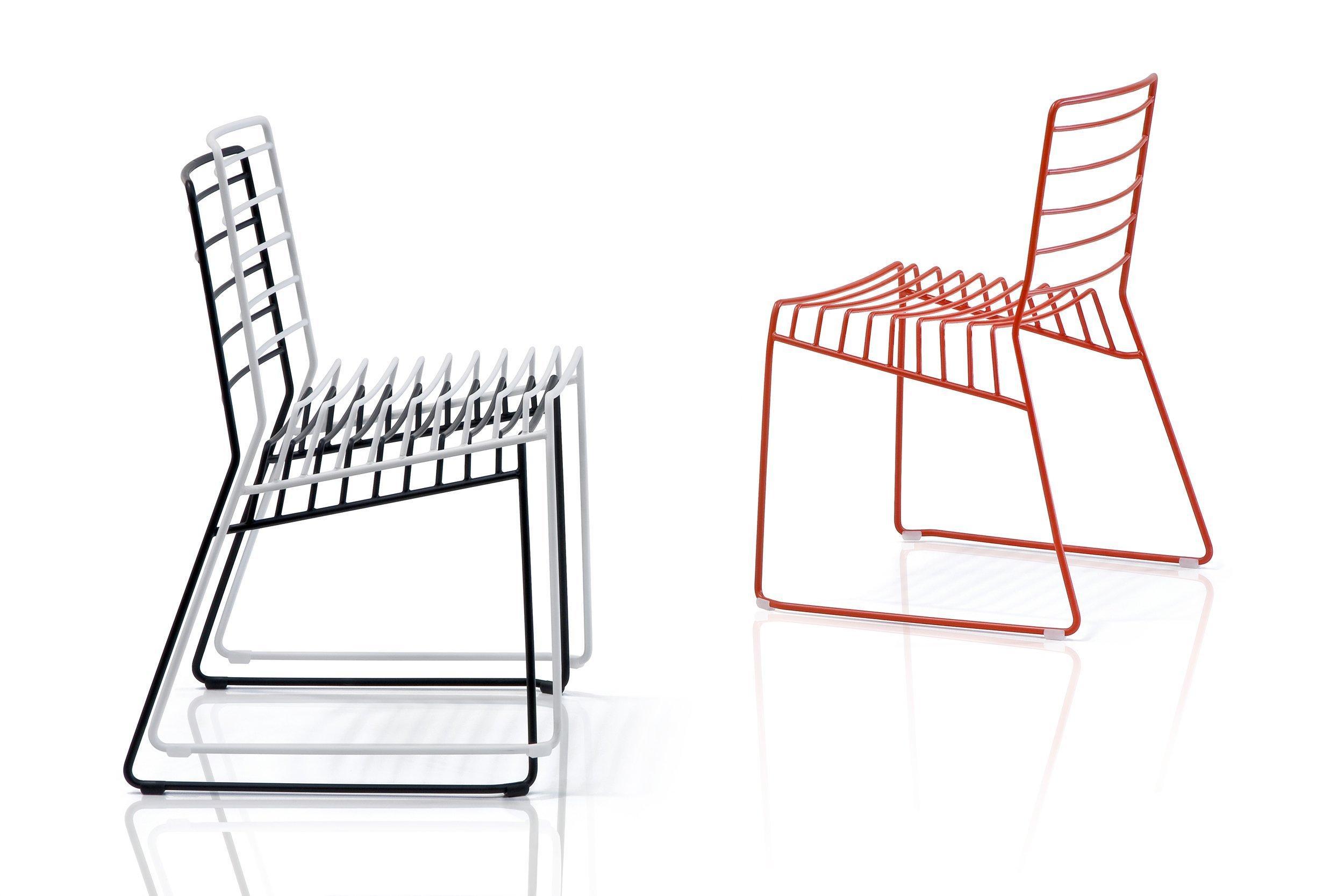 sedie design per esterno