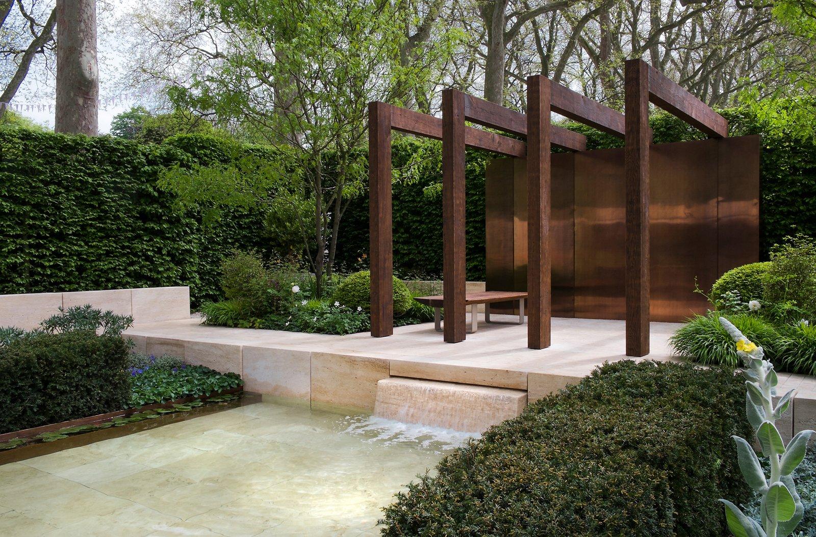 Uno dei vincitori del chelsea flower show 2013 cose di casa - Piccoli giardini moderni ...