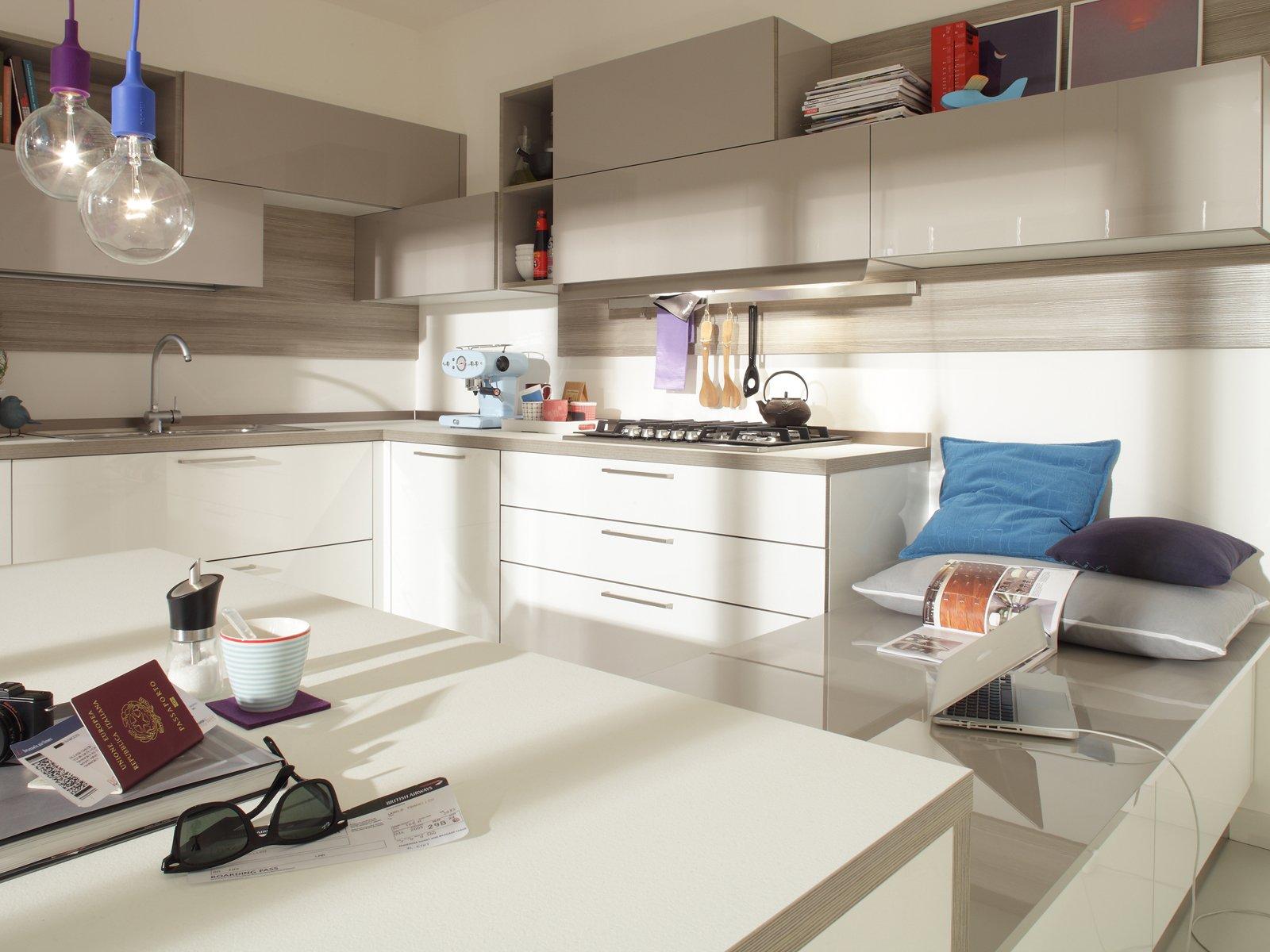 la cucina è... in soggiorno - cose di casa - Soggiorno Ad Angolo Moderno 2
