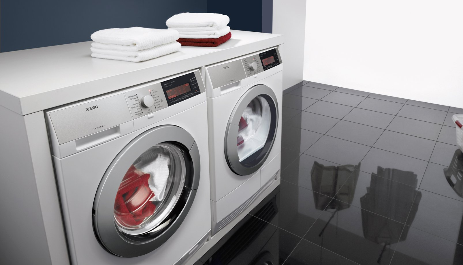 Asciugatrici consumi ridotti e programmi differenziati - Mobile lavatrice asciugatrice ikea ...