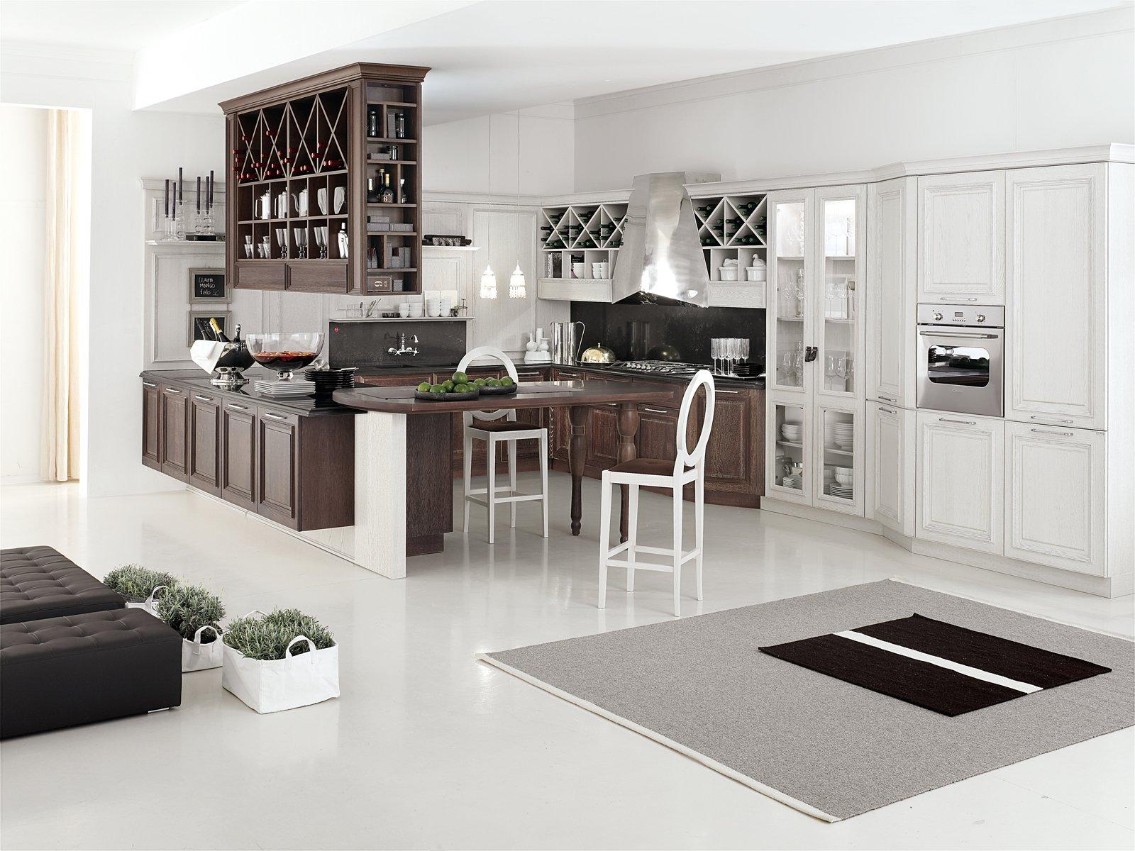Cucine country una scelta di stile cose di casa - Aerre cucine classiche ...