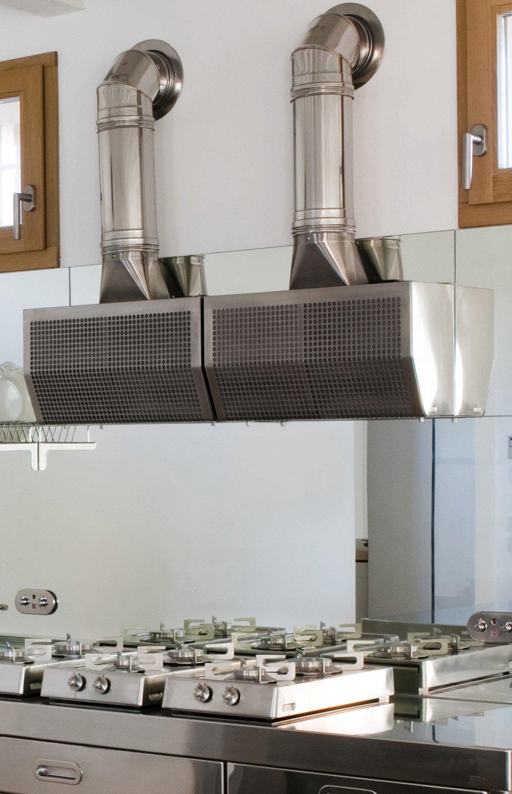 Cappe per la cucina cose di casa - Cucina acciaio prezzi ...