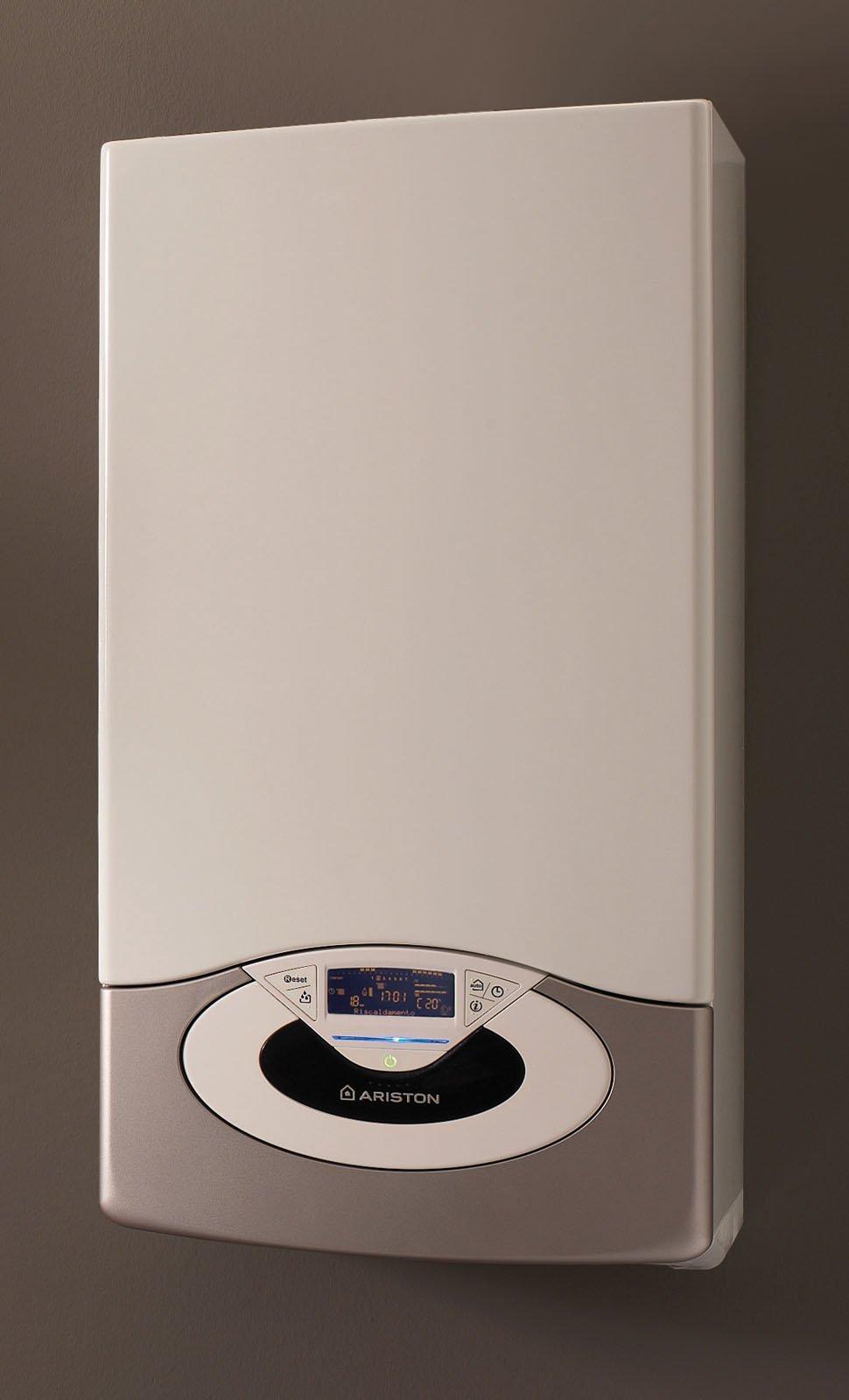 Caldaia ariston a condensazione condizionatore manuale for Istruzioni caldaia ariston