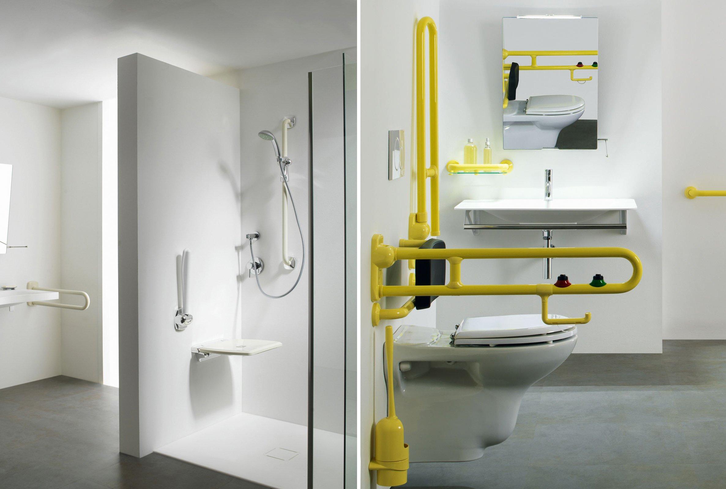 Sanitari praticit e sicurezza in pi cose di casa - Ponte giulio bagno disabili ...