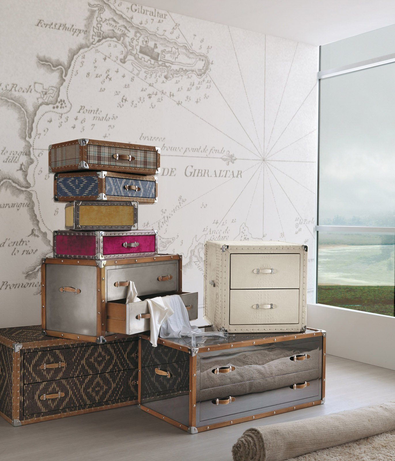 Stile vintage un 39 impronta particolare cose di casa for Arredare casa con 5000 euro