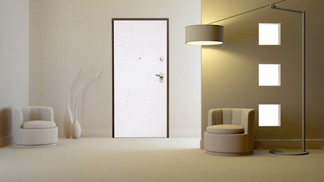 La porta blindata Andromeda di Bertolotto Porte è certificata in classe 3 antieffrazione. Prezzo 1.761 euro (www.bertolettoporte.com)