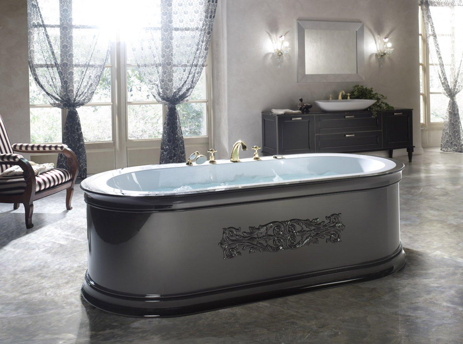 Le vasche idromassaggio cose di casa - Vasca da bagno retro ...