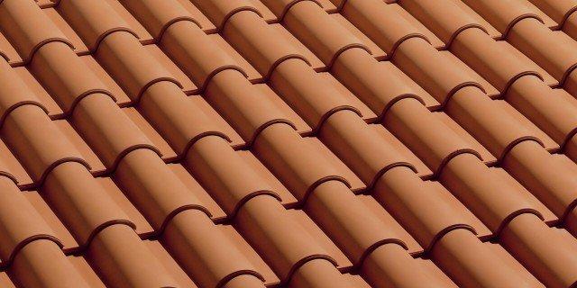 Il tetto sempre in buono stato