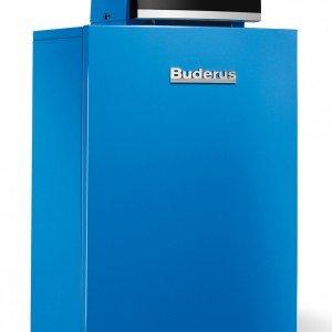 Logano plus GB212 di Buderus la caldaia a condensazione, a basamento che garantisce rendimento fino al 109,2%. È possibile abbinare un accumulatore per la produzione di acqua calda. Misura L 60 x P 63 x H 96,5 cm. Prezzo con potenza di 15 kW 4.235 euro. www.buderus.it