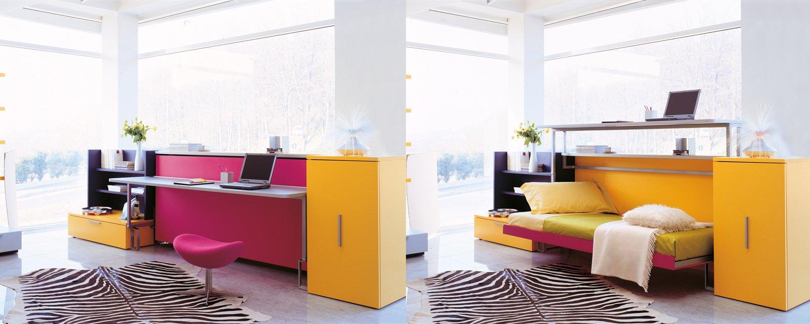 Trasformabili salvaspazio e doppia funzione cose di casa for Casa a piano singolo