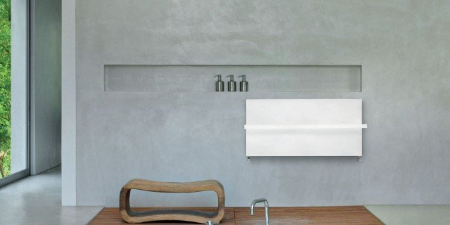 I radiatori cose di casa for Termosifoni d arredo roma
