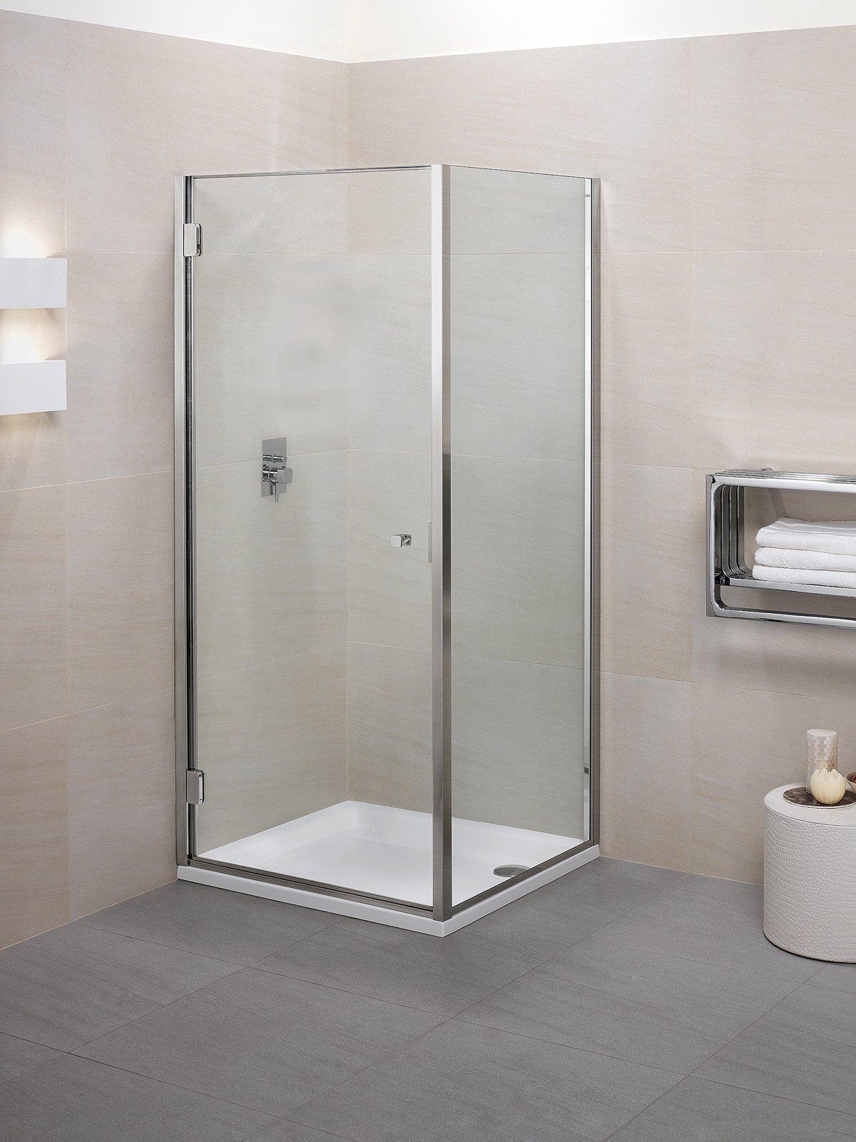 La doccia come scegliere cose di casa - Box doccia porta battente ...