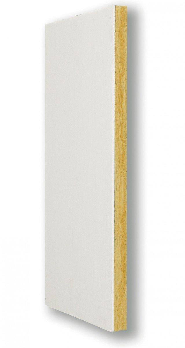 Calibel di Isover Saint-Gobain è una controparete costituita da un pannello in isolante minerale G3 touch, idrorepellente, trattato con resina termoindurente a base di componenti organici e vegetali, incollato a una lastra di gesso rivestito. Esiste in due versioni, Calibel CBV G3 touch con interposto foglio di alluminio con funzione di freno al vapore e Calibel SBV G3 touch senza freno al vapore. Prezzo da rivenditore. www.isover.it