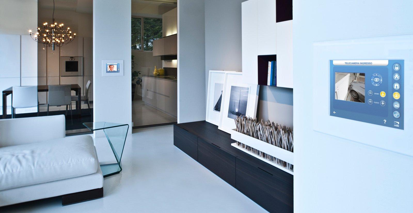 Casa telecomandata con la domotica cose di casa - Trasformare una casa in domotica ...
