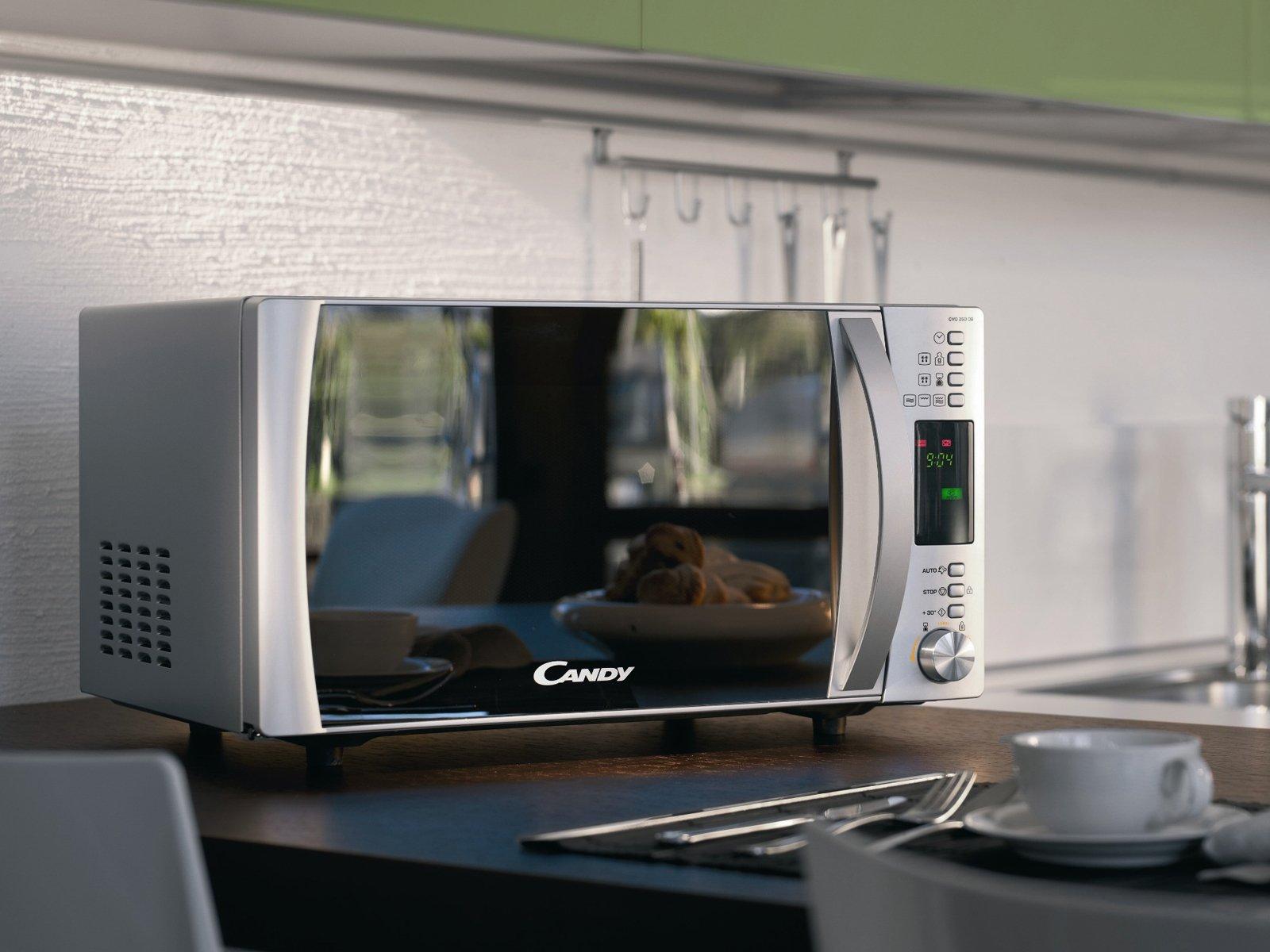 I forni a microonde piccoli rapidi e completi cose di casa - Cucinare con il microonde whirlpool ...