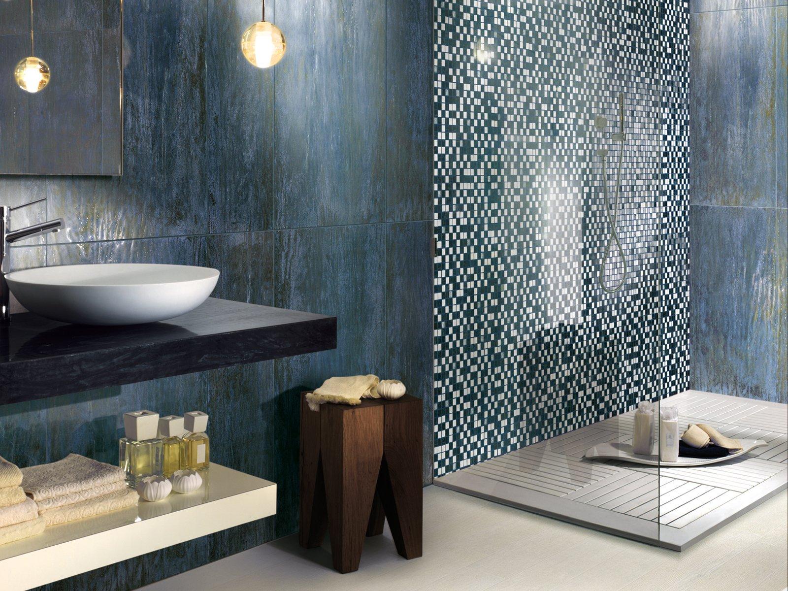 Piastrelle A Mosaico Per Pavimento : Le piastrelle per interni in gres ...
