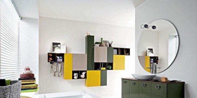 Arredare il bagno: blocco unico o pezzi singoli?