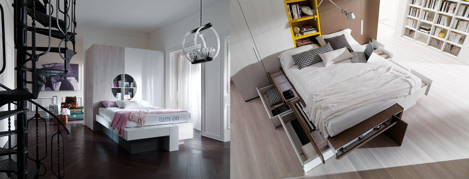 Trasformabili salvaspazio e doppia funzione cose di casa - L onorevole con l amante sotto il letto ...
