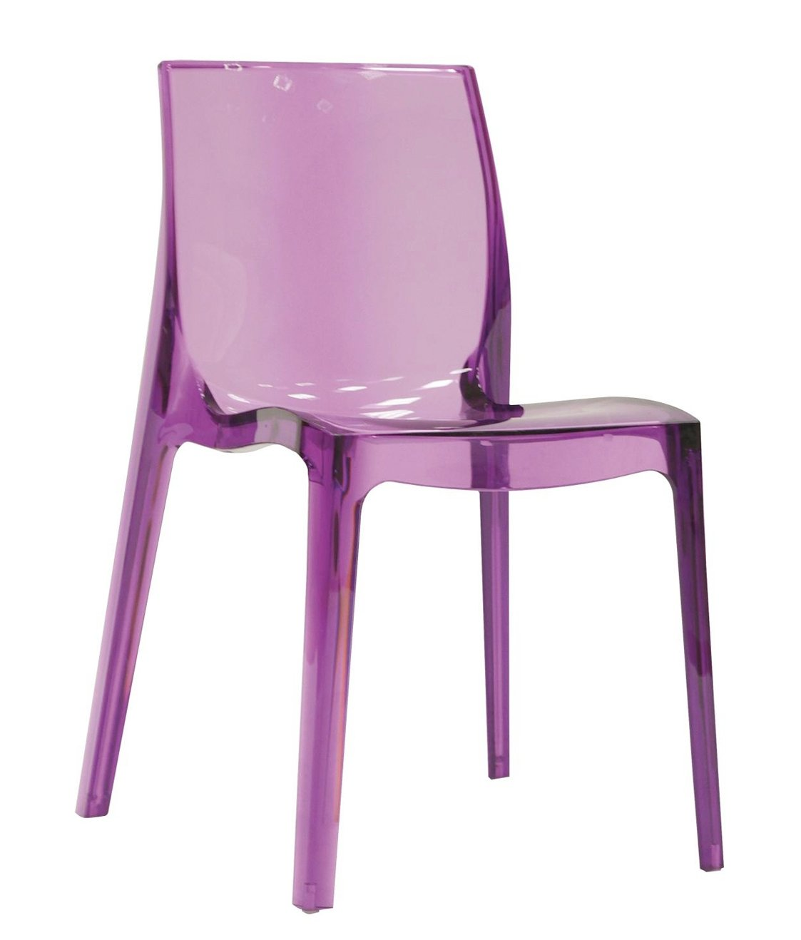 Sedie Plastica Trasparente Ikea.Sedie Low Cost 15 Modelli A Meno Di 100 Euro Cose Di Casa