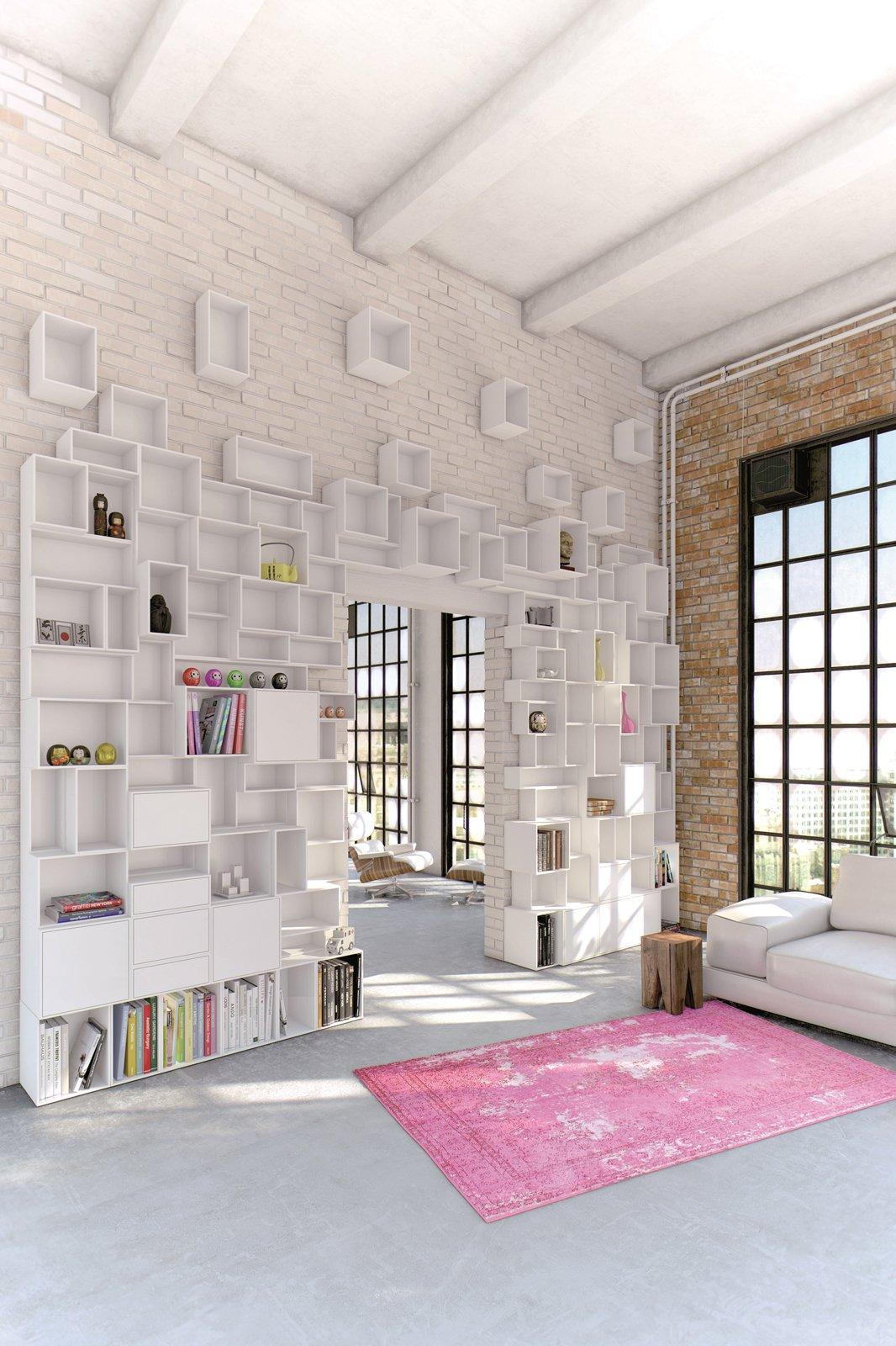 Una libreria versatile cubit facile da montare e per for Il modo migliore per costruire una casa