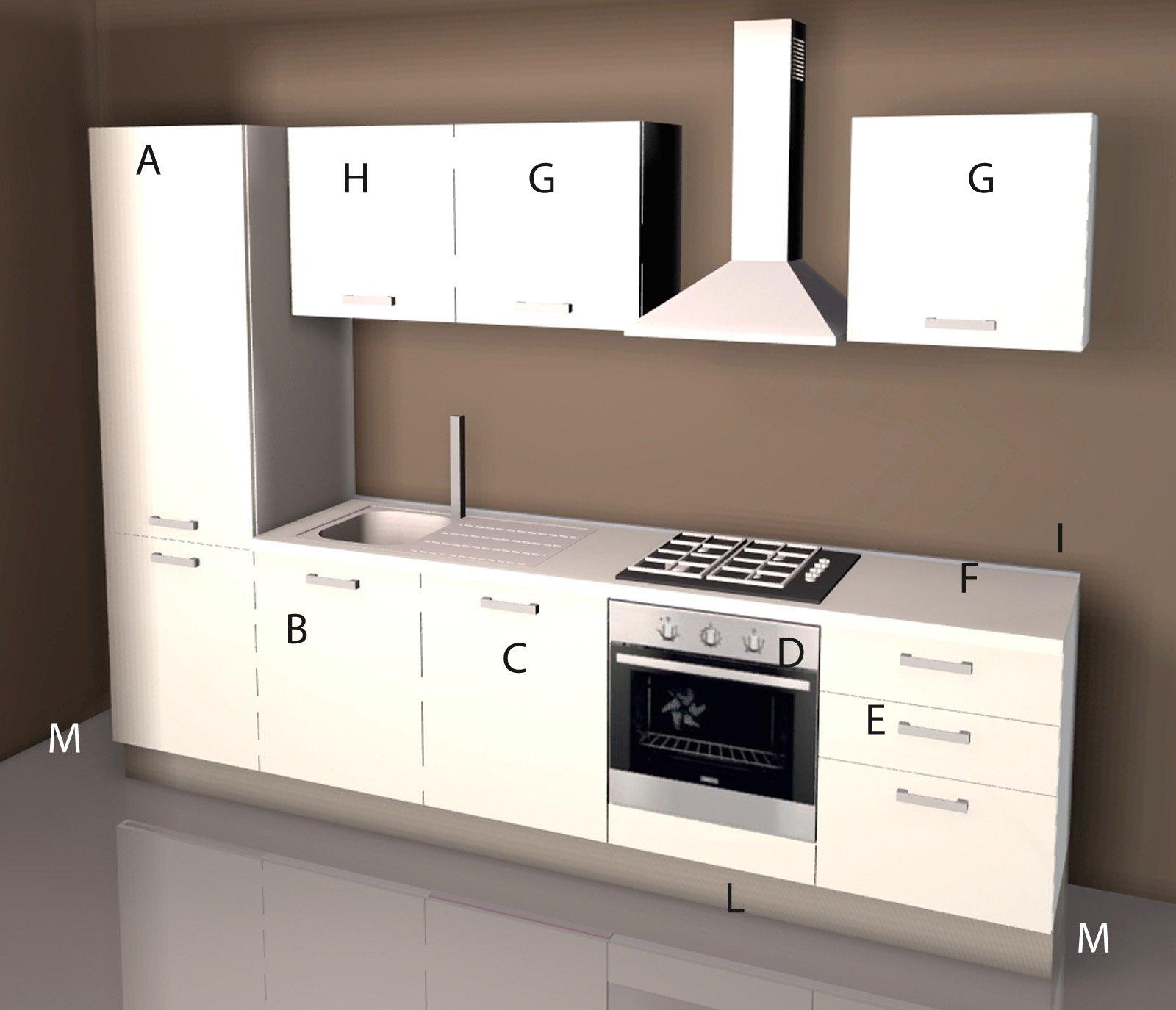 Pin Le Cucine Febal Primavera E Kelly Nuovo Lusso Accessibile Ed On  #906E3B 1600 1375 Veneta Cucine O Ikea