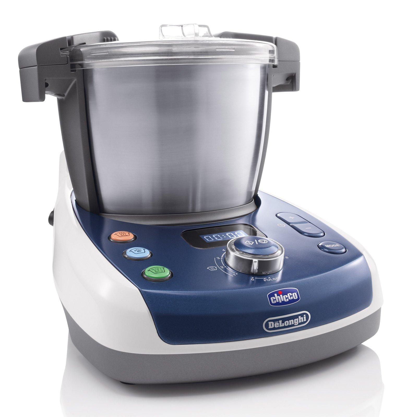 Piccoli elettrodomestici per la cucina tante funzioni in poco spazio cose di casa - Robot da cucina che cuoce ...