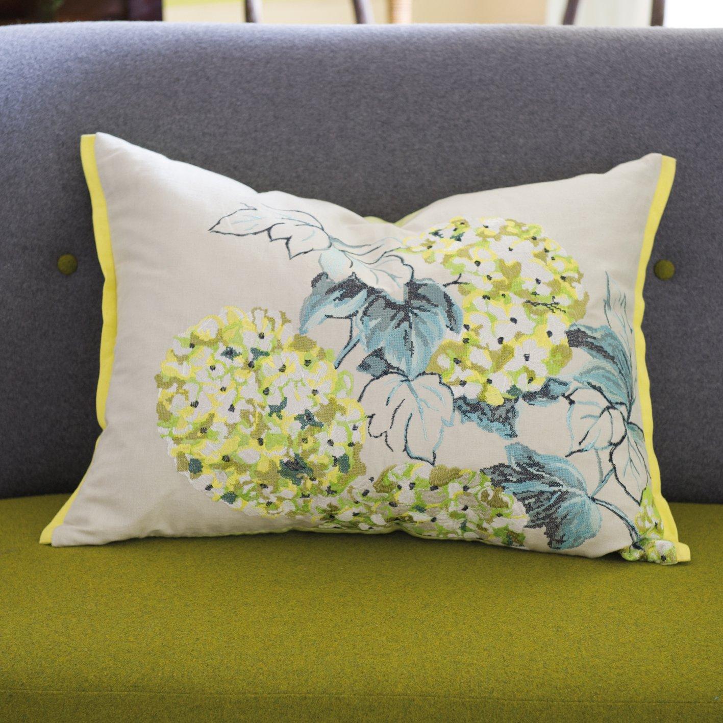 Cuscini per cambiare look alla casa cose di casa - Imbottitura cuscini divano ikea ...