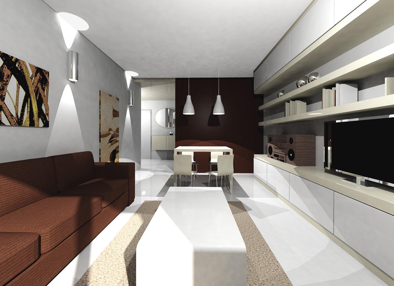 Ricavare la seconda camera in 60 mq cose di casa for Disegni mobili casa
