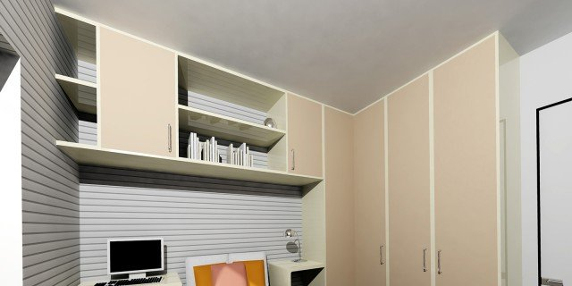 Ricavare la seconda camera in 60 mq