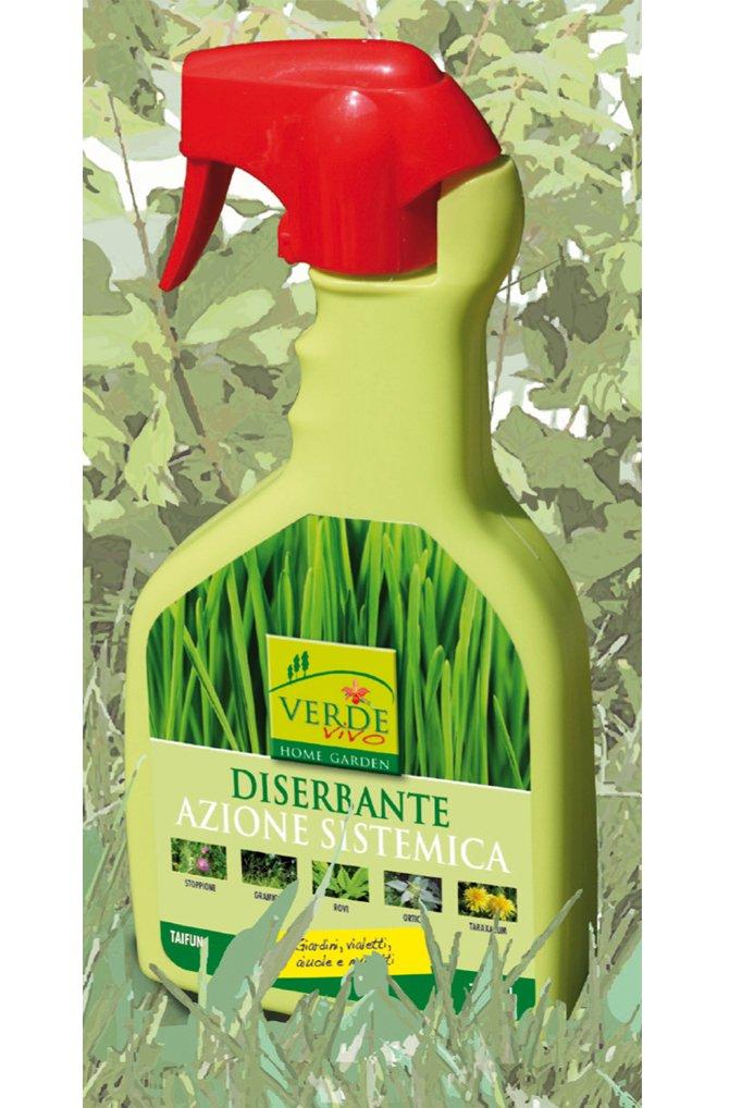 Prato i diserbanti chimici contro le erbe infestanti for Diserbante per prato
