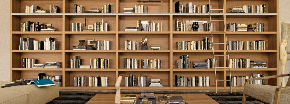 Librerie e non solo un posto per tutto cose di casa for Idee pareti attrezzate