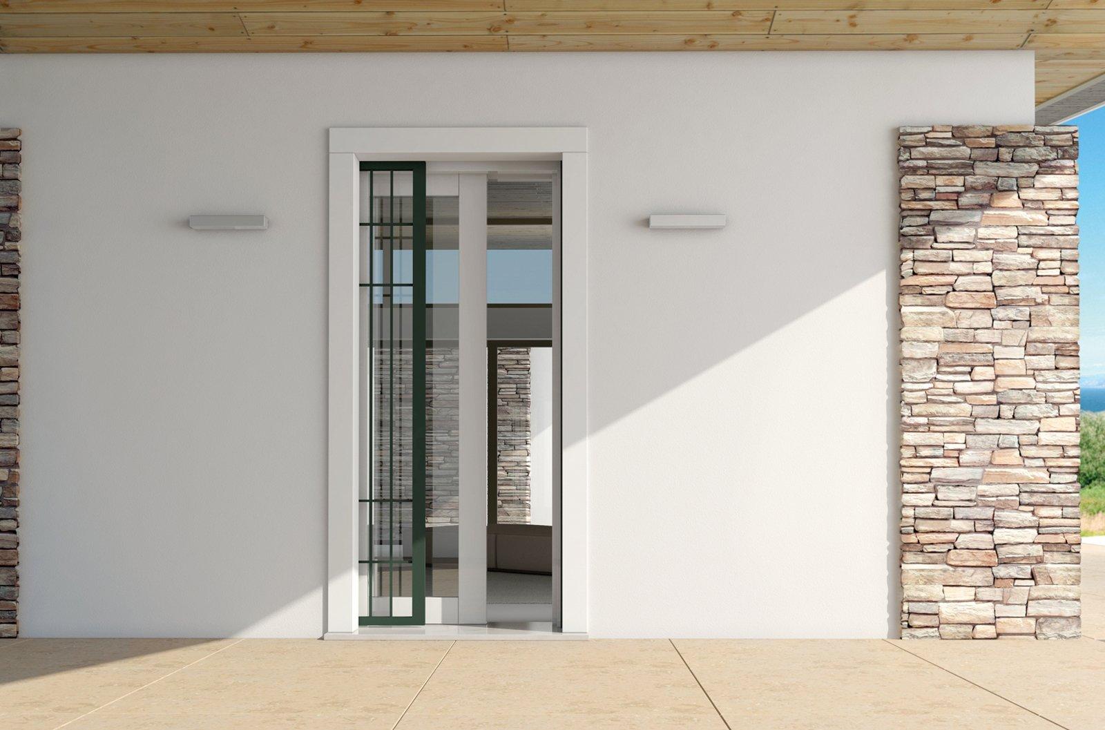 Tapparelle persiane e inferriate per aperture pi sicure for Grate in legno per balconi