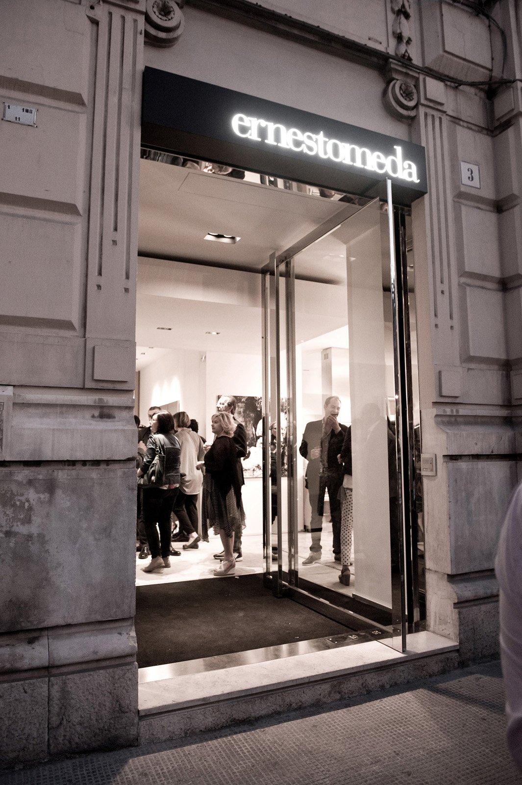ErnestoMeda: nuovo showroom a Bari - Cose di Casa