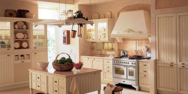 Cucine classiche arredamento cose di casa for Piani di casa in stile tradizionale