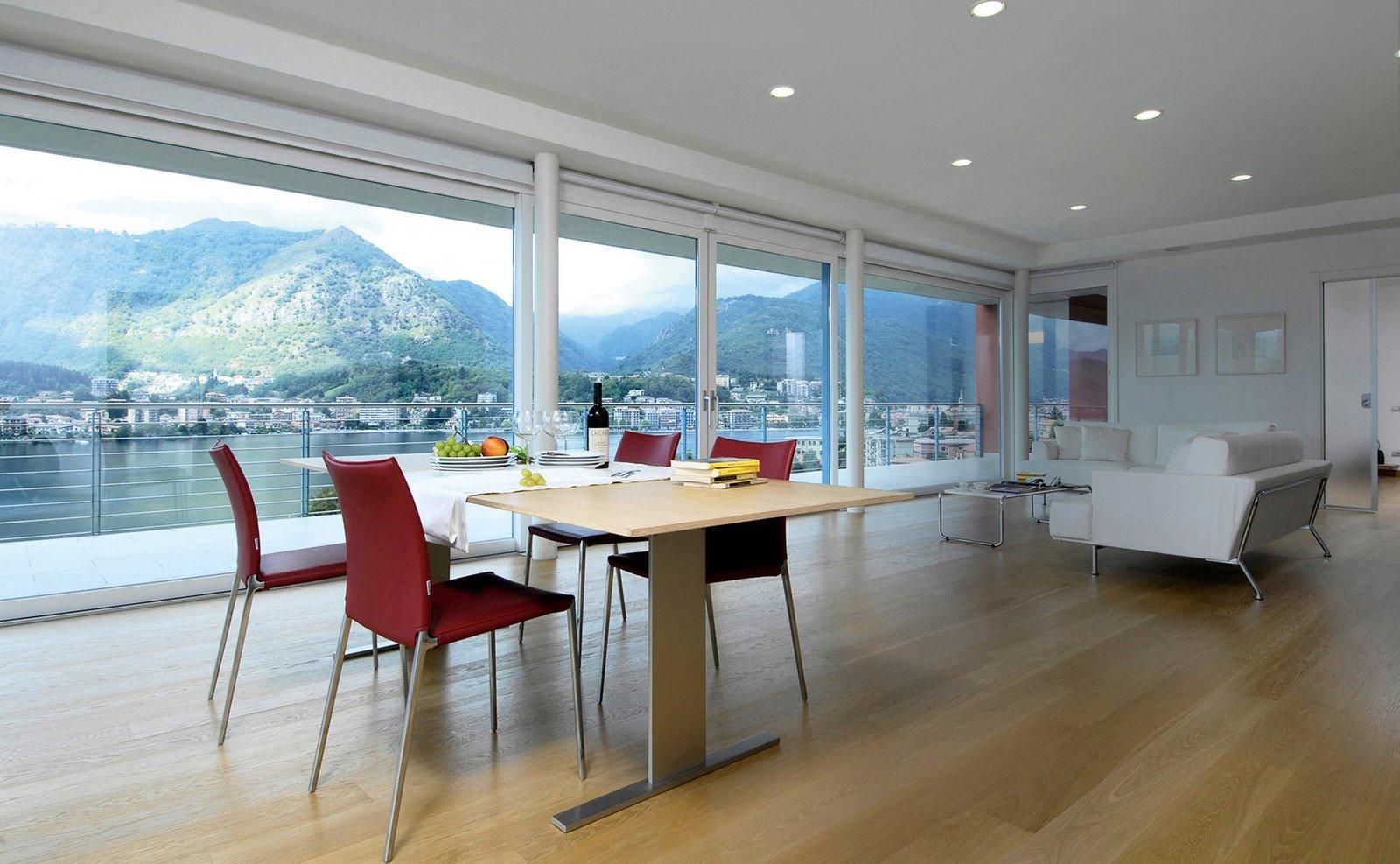 finestra: quale materiale preferire - cose di casa - Porte In Legno Di Design Di Alta Sicurezza