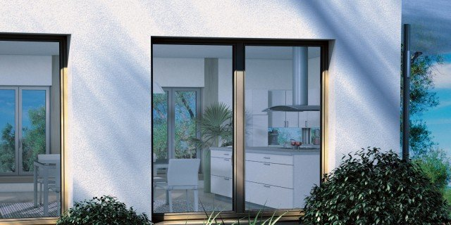 Ingrandire una finestra cose di casa - Altezza parapetto finestra ...