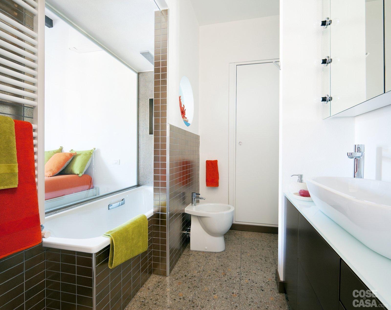 Bagno In Camera Piccolissimo : Una casa di 35 mq sfruttati al massimo cose di casa