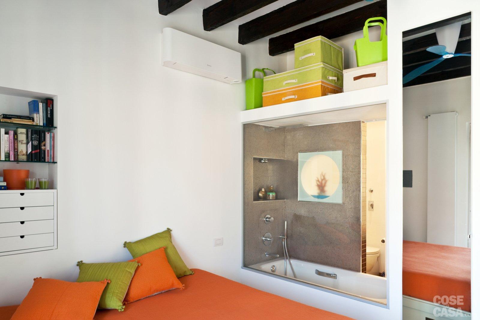 Una casa di 35 mq sfruttati al massimo cose di casa for Casa con una camera da letto