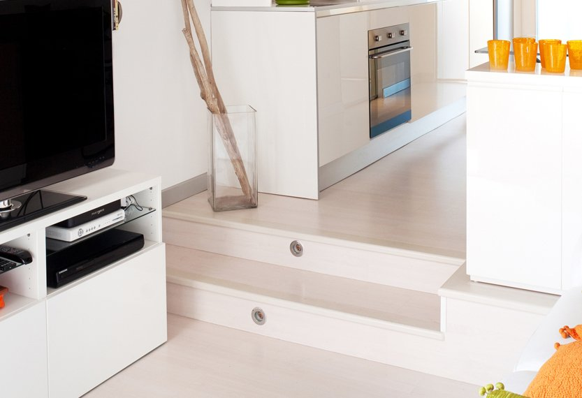 soggiorno cucina 35 mq ~ dragtime for . - Soggiorno Cucina 35 Mq