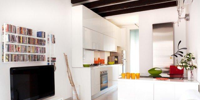 Arredamento casa 50 mq idee e progetti cose di casa for Progetti di case piccole