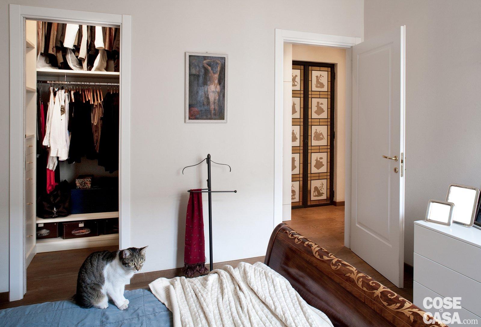 Una casa di 80 mq superfunzionali cose di casa for Arredatori d interni famosi