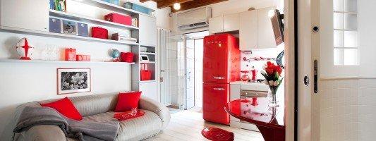 Arredamento casa 50 mq idee e progetti cose di casa for Casa 40 mq ikea