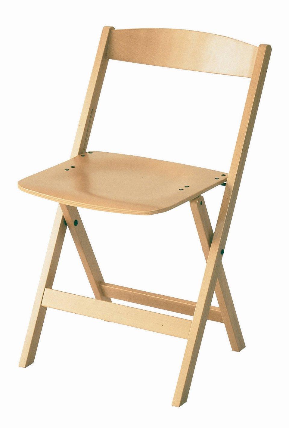 Sedie Pieghevoli Usate Offerte.Sedie Low Cost 15 Modelli A Meno Di 100 Euro Cose Di Casa
