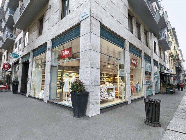 Gabel Casa, il negozio in corso Genova 15 a Milano