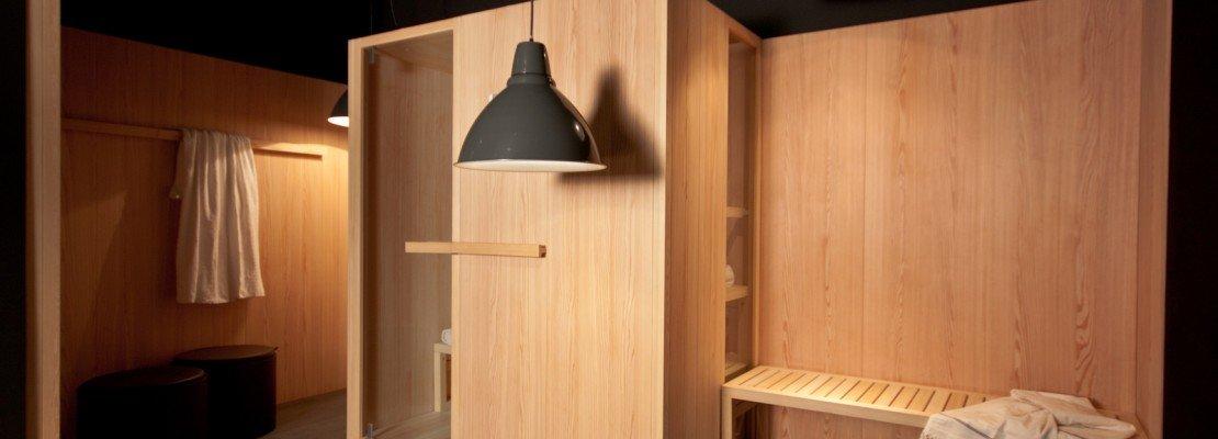 Sauna in casa che benessere cose di casa for Case modulari con suite di legge