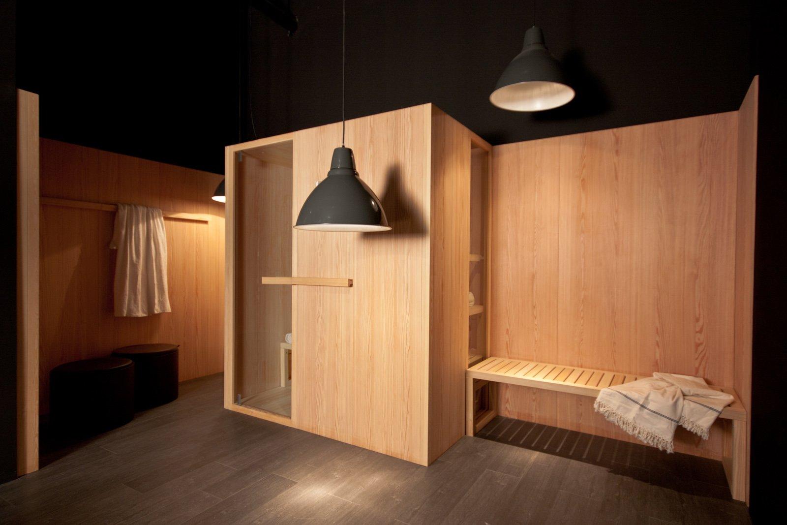 Sauna in casa, che benessere - Cose di Casa