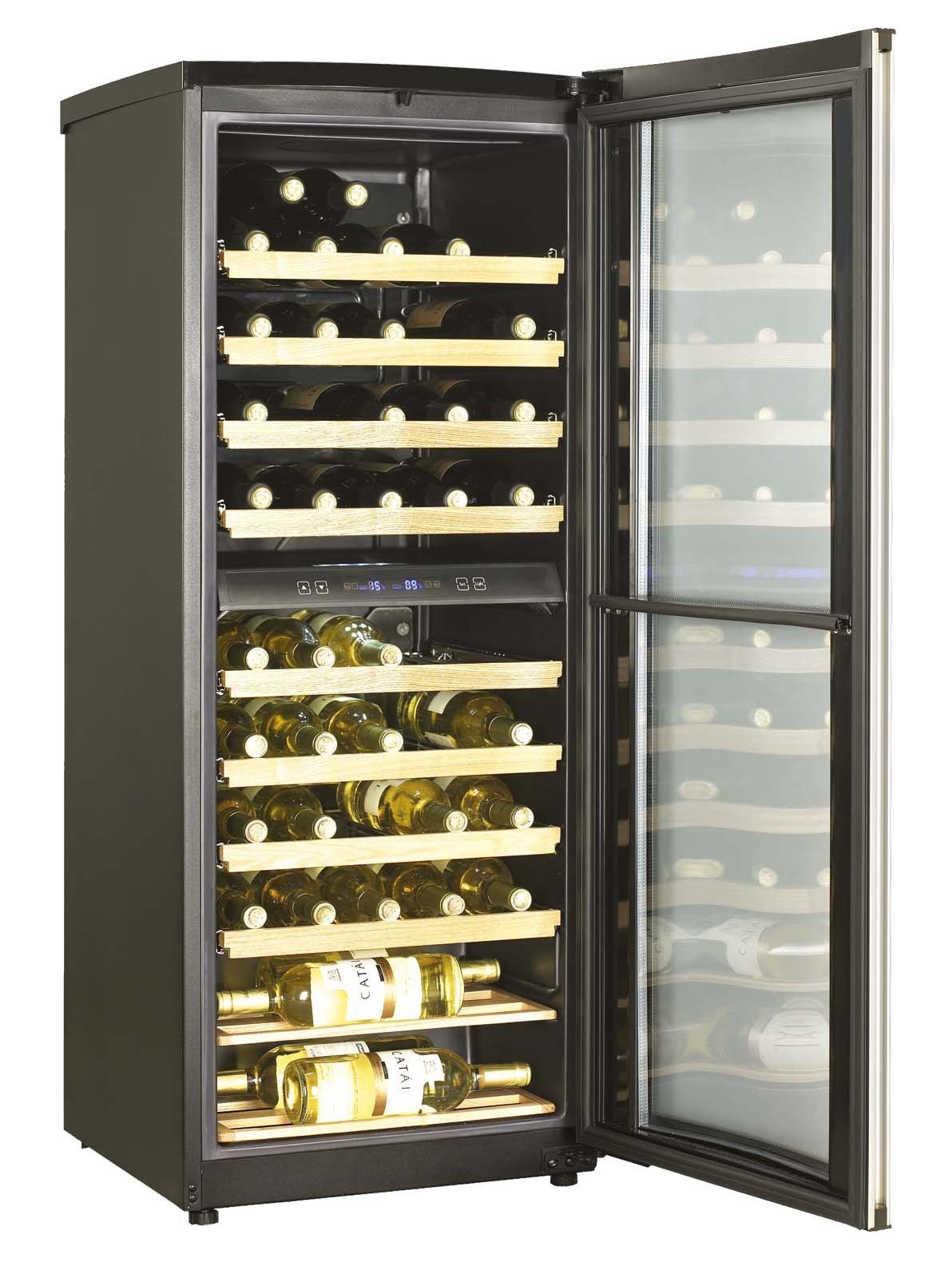 le cantinette per conservare bene il vino cose di casa. Black Bedroom Furniture Sets. Home Design Ideas