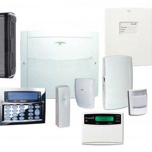 Texecom di Hesa è un sistema completo d'allarme il cui impianto può essere integrato nel tempo anche con funzioni domotiche; prezzo da rivenditore. www.hesa.com
