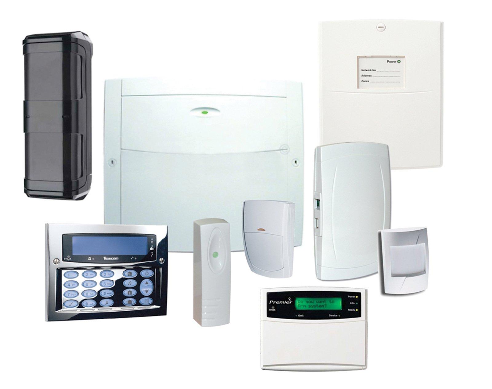 Allarmi per sentirsi protetti in casa cose di casa - Costo impianto allarme casa ...