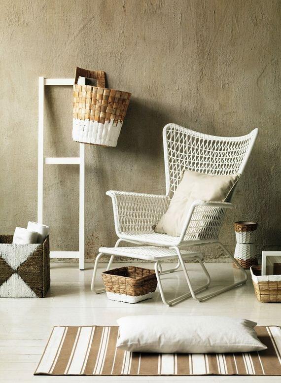 Poltrone In Rattan Ikea.Divani E Poltrone Per Esterni Perfetti Anche In Casa Cose